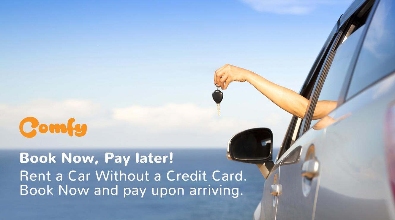 Rent a Car Without a Credit Card